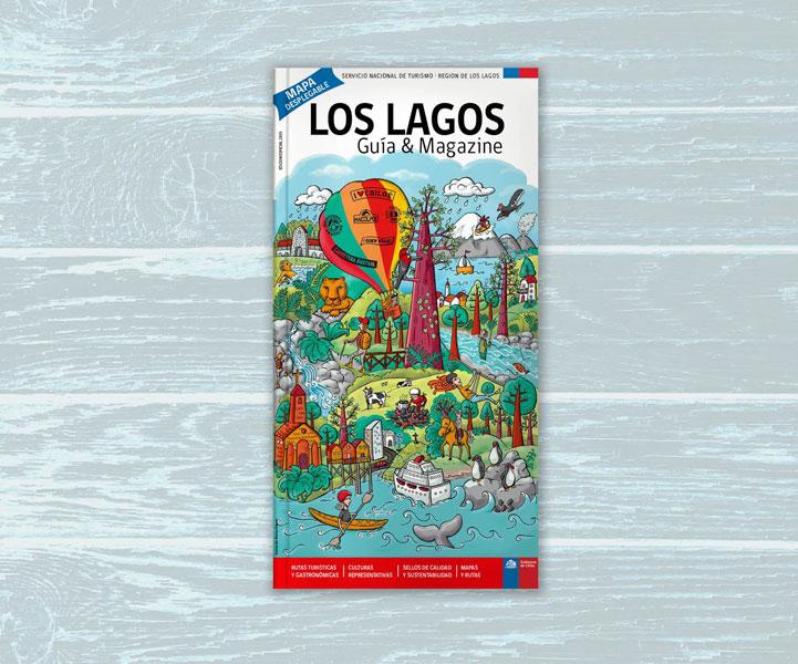 Guía de Viaje Los Lagos es Tuyo