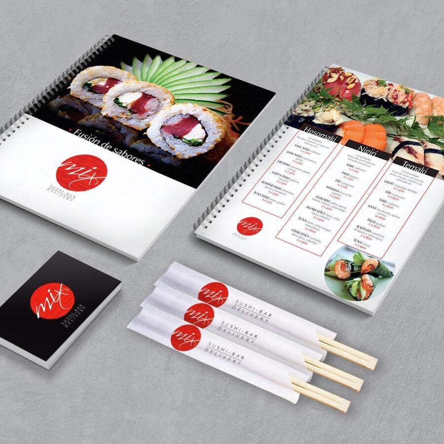 Restaurant Mix Sushi Bar