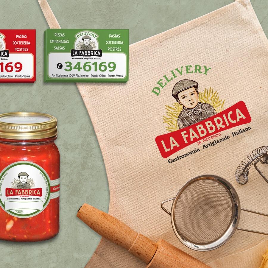 Fábrica de Pastas «La Fabbrica»